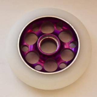 Колесо 100 мм с полиуретановой шиной 78А